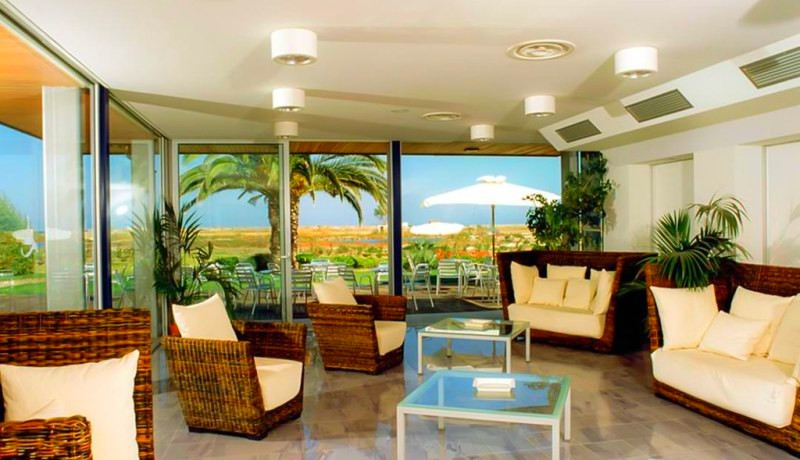African Beach Hotel-Manfredonia - Ippocampo-hall
