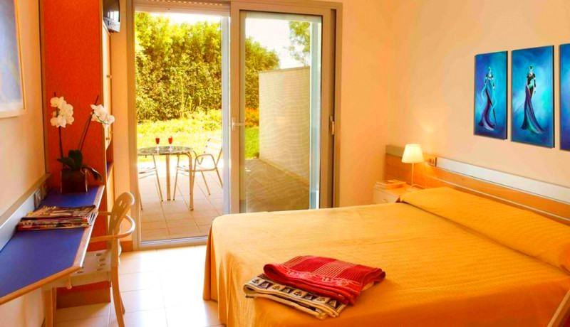 African Beach Hotel-Manfredonia - Ippocampo-camere